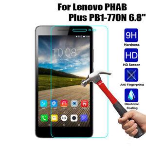 For Lenovo PHAB Plus PB1-770N / PB1-770M Tempered Glass Cover Screen Protector