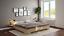 Indexbild 2 - Massivholz-Bett-140x200-Doppelbett-Buche-massiv-Echt-Holzbett-Vollholzbett-FussII