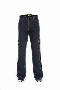 Draggin-Jeans-C-Evo-Ladies-Blue-Denim-Kevlar-Motorcycle-Trousers-New-RRP-259-99