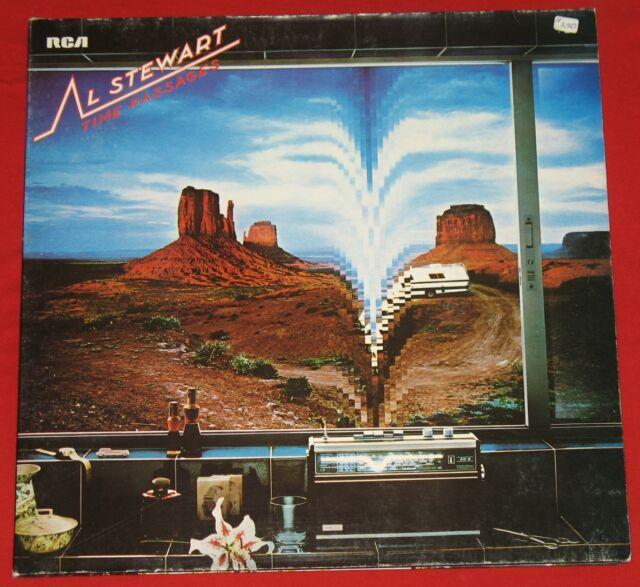 Al Stewart - LP  (mint-) Time Passages / RCA 1978 Germany Klapp-Cover