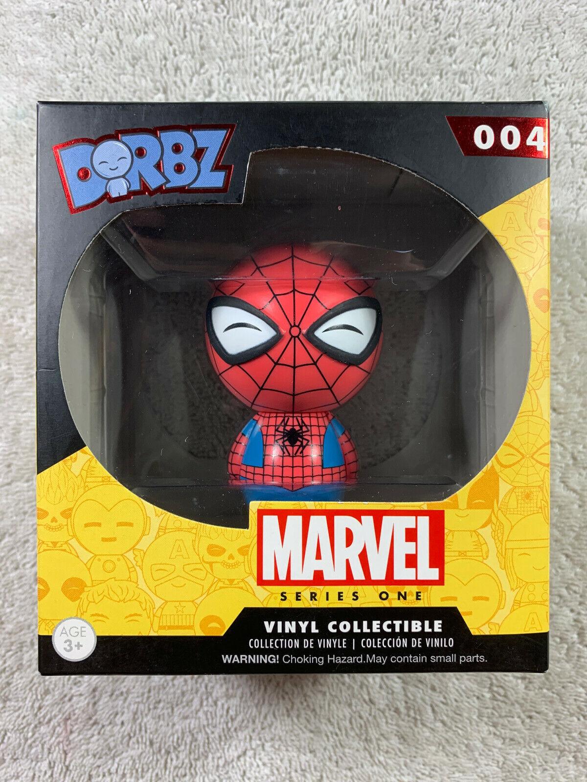 Funko Dorbz Marvel Series Spider Man Collectible Vinyl Action Figure
