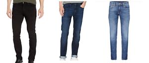 Hugo Boss Herren Delaware Slim Fit Stretch Jeans Herrenjeans Hose 3Farben