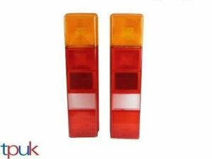 REAR LIGHT LENSE 4936 FITS 2006 TO 2014 NEW FORD TRANSIT TRUCK // LUTON