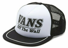 33e900fcfd924 item 5 Vans Off The Wall Men's Fitzhugh Snapback Trucker Hat Cap - Black/White  -Vans Off The Wall Men's Fitzhugh Snapback Trucker Hat Cap - Black/White