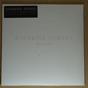 "ALABAMA SHAKES - Boys & Girls **LP 7""-Vinyl**incl. MP3-Code**NEW** - Brunnthal, Deutschland - ALABAMA SHAKES - Boys & Girls **LP 7""-Vinyl**incl. MP3-Code**NEW** - Brunnthal, Deutschland"