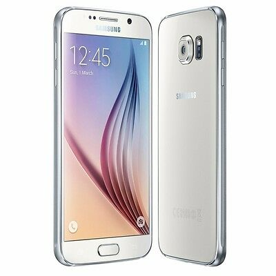 Samsung Galaxy S6 32GB for AT&T T-Mobile Factory Unlocked 4G LTE Smartphone