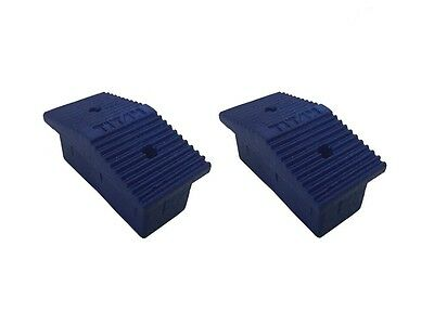 STEP LADDER FEET 2 PAIRS OF 60mm x 25mm REPLACEMENT LADDER