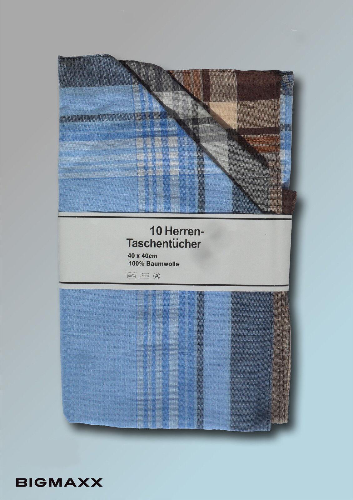 10 Piece Mens Handkerchief Cloth Handkerchief Cotton nastücher Handkerchiefs