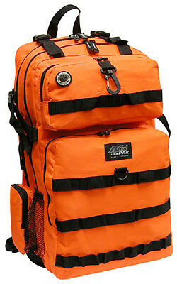ORANGE Backpack Big Hunting Day Pack DP321 Camping TACTICAL Day Bag NEW Back Bag