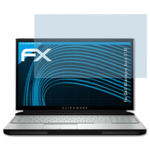 atFoliX-2x-Screen-Protector-for-Dell-Alienware-Area-51M-clear