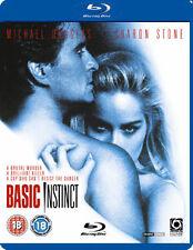 BASIC INSTINCT - BLU-RAY - REGION B UK