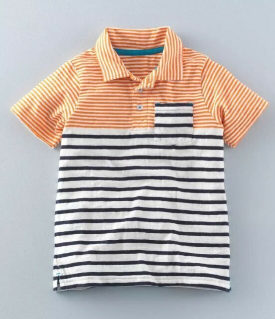Mini Boden boys top  tshirt 2 3 4 5 6 7 8 9 10 11 12 stripe long sleeve RRP $22