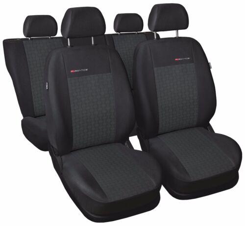 Tailored seat covers for Honda CRV   full set  grey 1