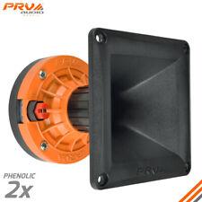 Pair of 2 800W 8 Ohm Exit Titanium Compression Driver D4400Ti