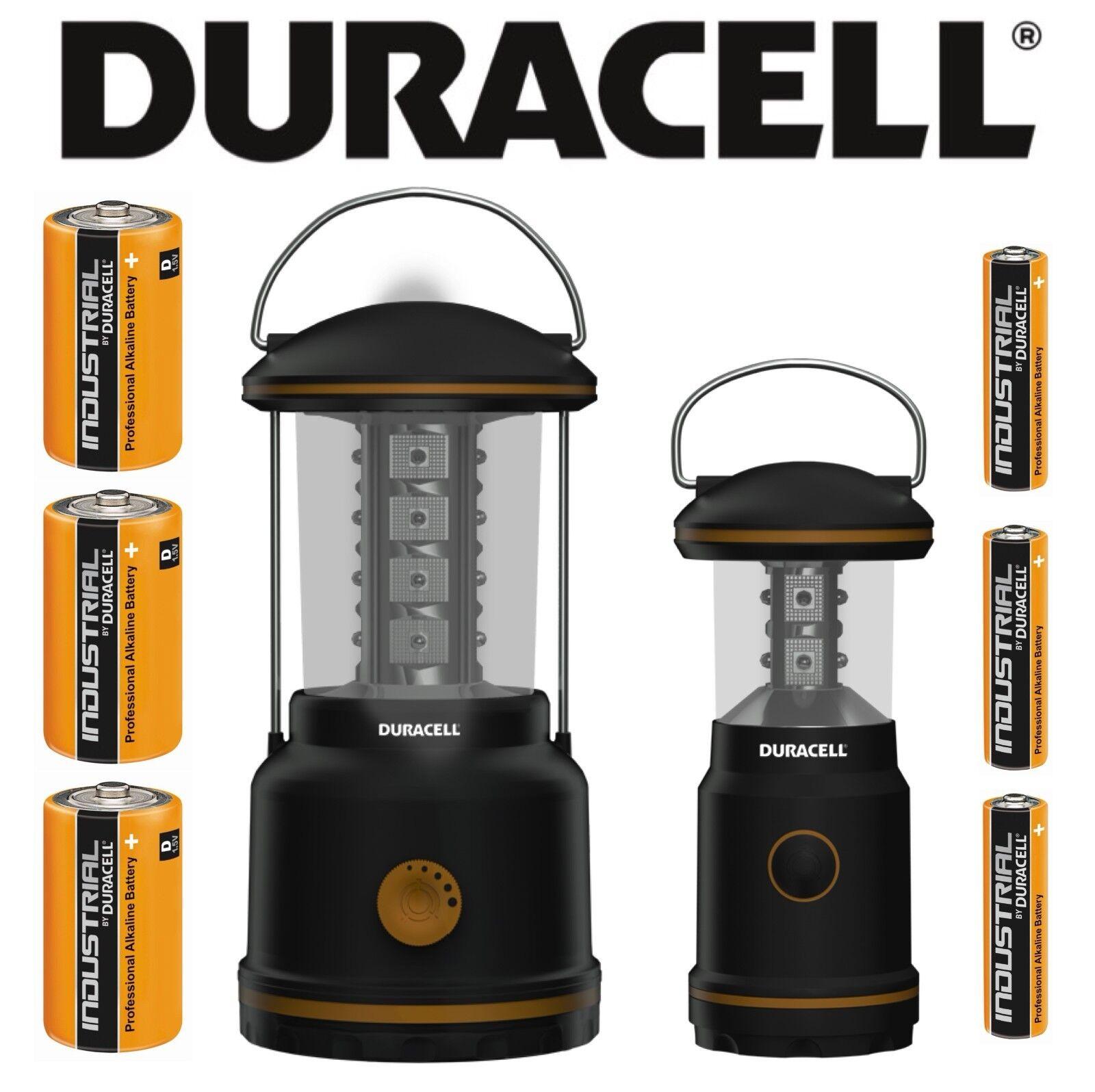 DURACELL Explorateur LED Extérieur Lampe de Camping Lanterne Lanterne Lanterne incl. batteries 53540a