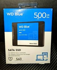 WD Blue 500GB Internal SATA Solid State Drive SSD (Brand New) FAST SHIP