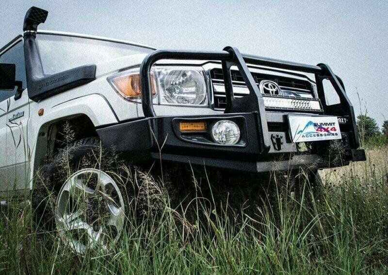 New Full Bullbars, Front Bumpers for your 4x4 Direct from Manuafcturer in Rosslyn