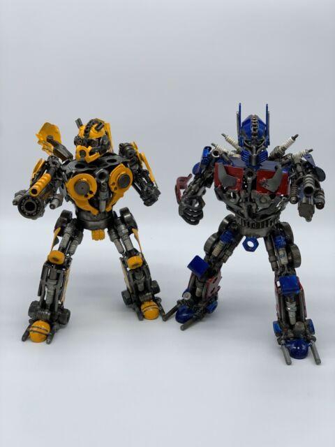 Transformers Optimus Prime Kids Toys Bumble Bee Robots Megatron Action Figure