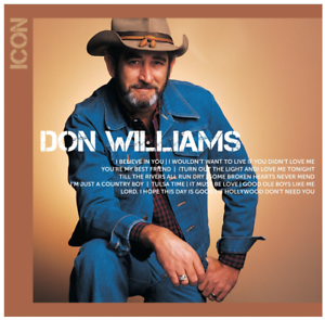 Don-Williams-Icon-CD-NEW-Best-of-Greatest-Hits