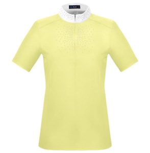 Cavallo Karina Crystal Competition Show Shirt Lime New/Tags RRP £69 FREEPOST!
