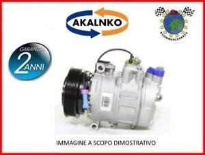 0E21-Compressore-aria-condizionata-climatizzatore-ALFA-ROMEO-156-Diesel-1997-gt-2P