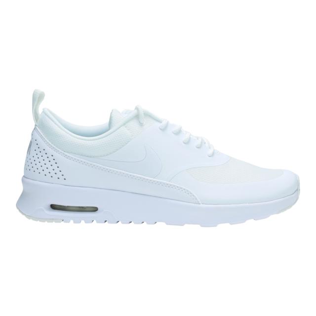 Size 8 - Nike Air Max Thea Triple White - 599409-115