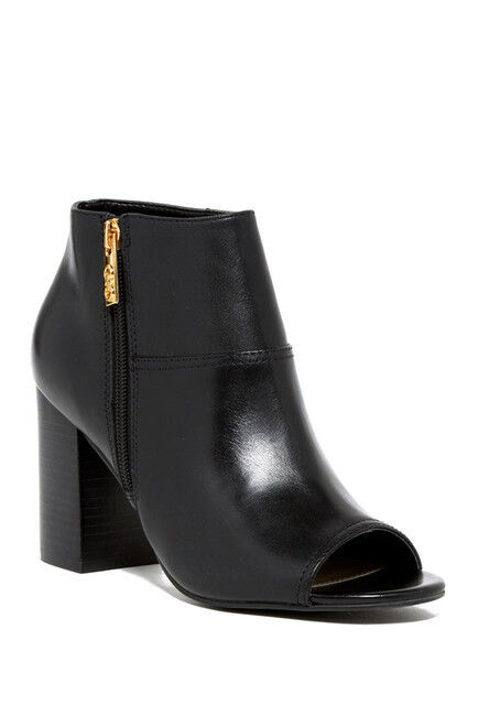 Brand New Cole Haan Women's Lanya Bootie Black Leather Boots
