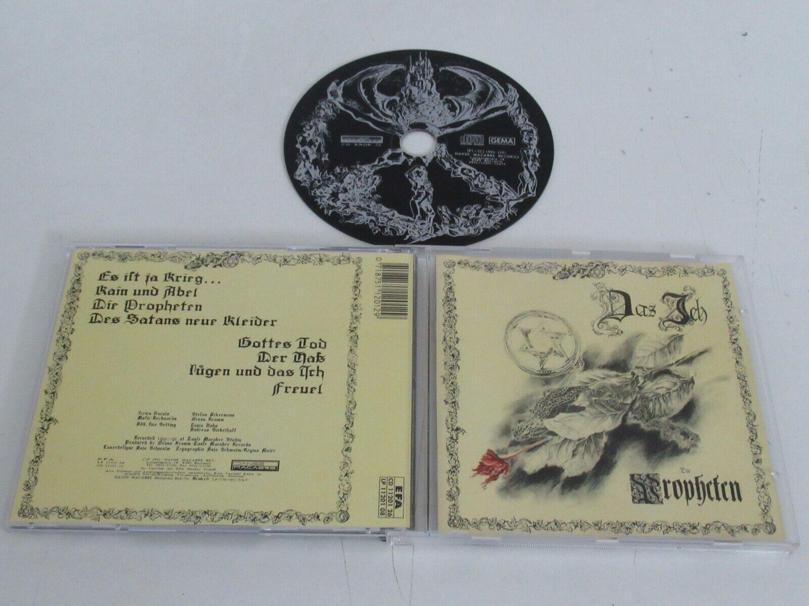 the i/die prophet (danse macabre 0 718751120129) cd album   ebay