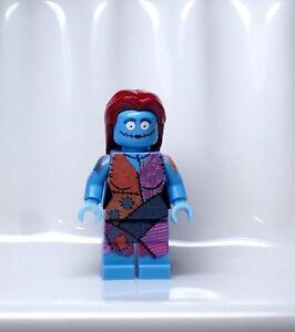 A1100 Lego CUSTOM Nightmare Before Christmas SALLY MINIFIGURE Jack Skellington