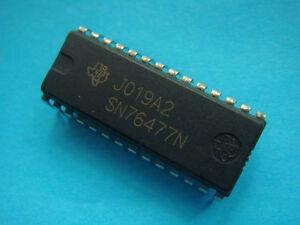 2PCS-SN76477N-SN76477-Sound-Generator-IC-Chip-SDIP-28