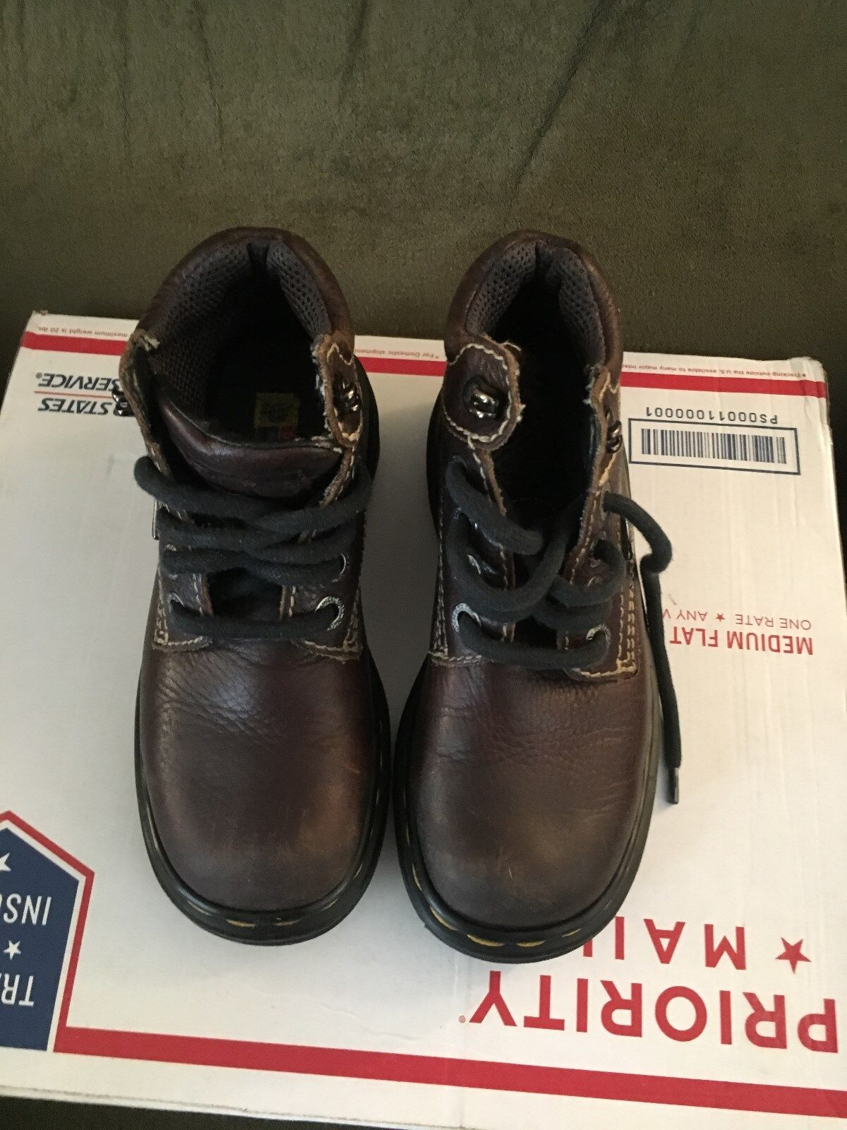 Vintage Dr. Marten condition bootsyouth size 13,in excellent condition Marten 3f2b77