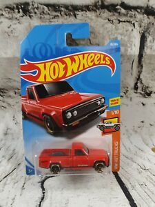 Hot-Wheels-Mazda-Repu-red-de-largo-tarjeta-Hot-camiones-1-10-2018