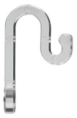 10 Clear Acrylic 1 Inch Bead Hooker Display Hooks