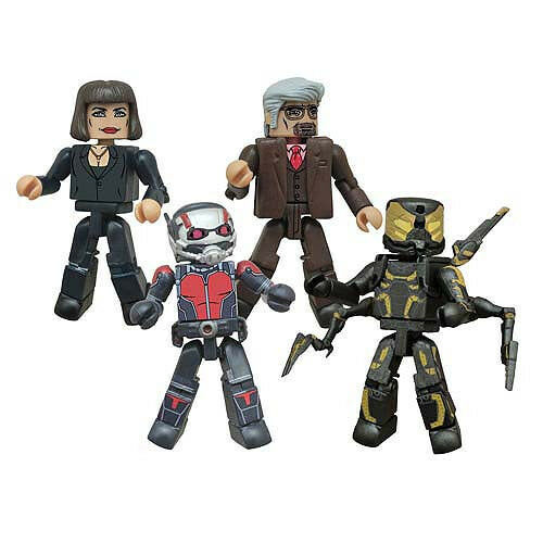 MARVEL MINIMATES ANT-Man Movie Box Set