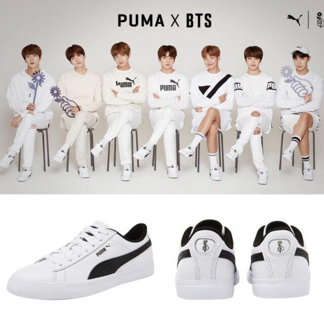 puma x bts court star shoes, OFF 73%,Buy!
