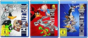 Looney-Tunes-collecdtion-1-2-3-mein-name-IST-Conejito-Bugs-Bunny-Roadrunner