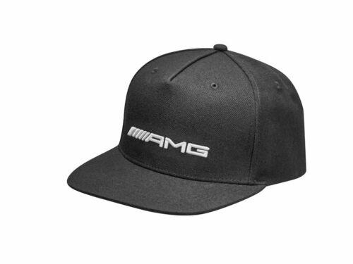 Original Mercedes-Benz AMG Flat Brim Cap Basecap Mütze schwarz B66954289