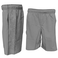 Smash It Sports Microfiber Shorts Grey Small,