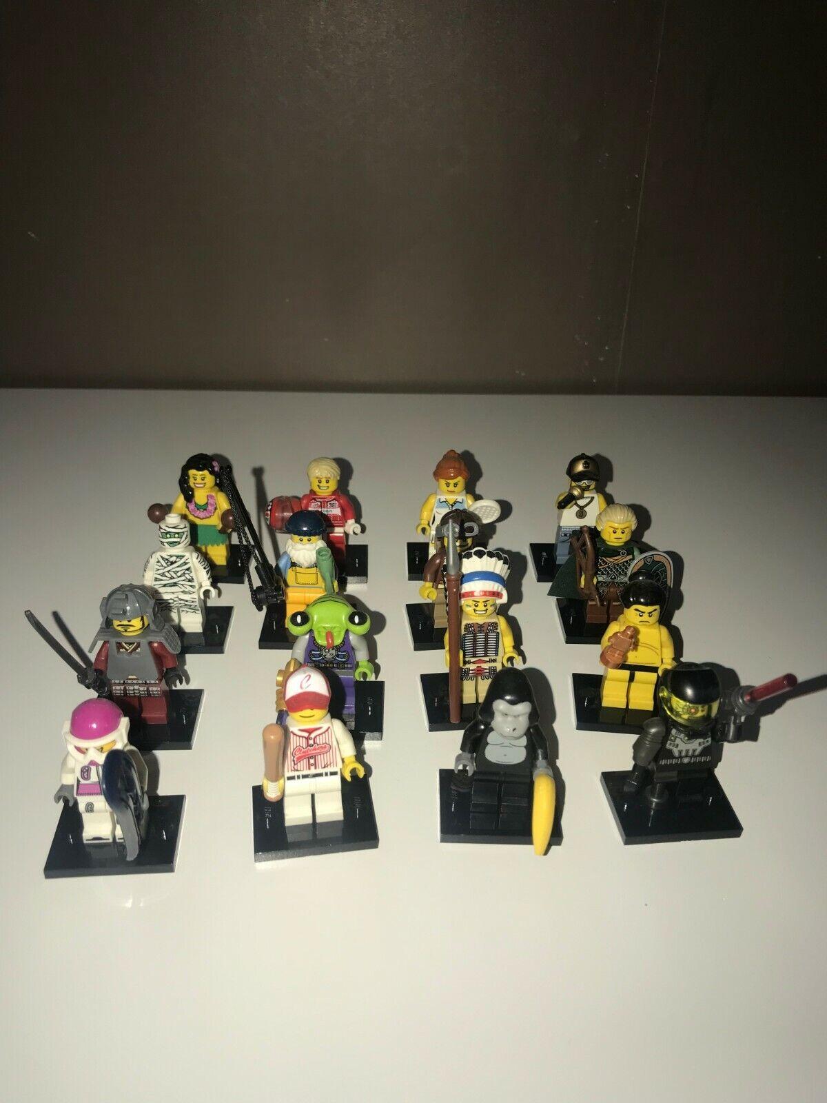 LEGO Minifigures serie 3 (8803)