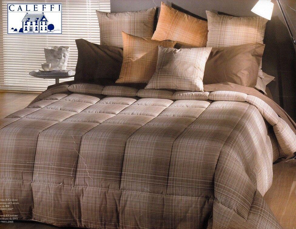 Quilt, winter duvet CALEFFI Single, 1 square. TRAPUNTISSIMA, REGENT