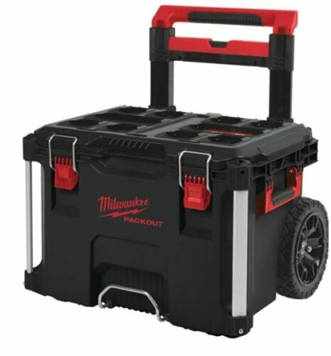 4932464078 Milwaukee Packout™ Trolley Suitcase 560mm x 410mm x 480mm