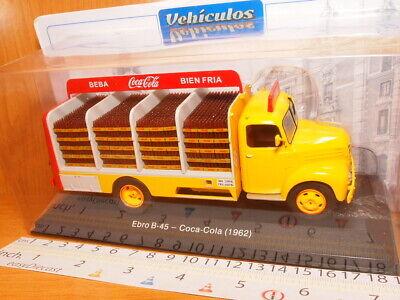 Truck camión camion camião Ebro B-45 Spain-1962 Ixo//Altaya 1:43