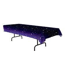 Hollywood Award STARRY NIGHT TABLE COVER Party Decoration PROM Alien OUTER SPACE
