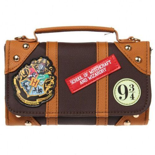 Official Harry Potter Bag Hogwarts PU Hybrid Bag good quality women/'s purse