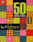 50 Stitches for Afghans 9781596353022 by Darla Sims Paperback