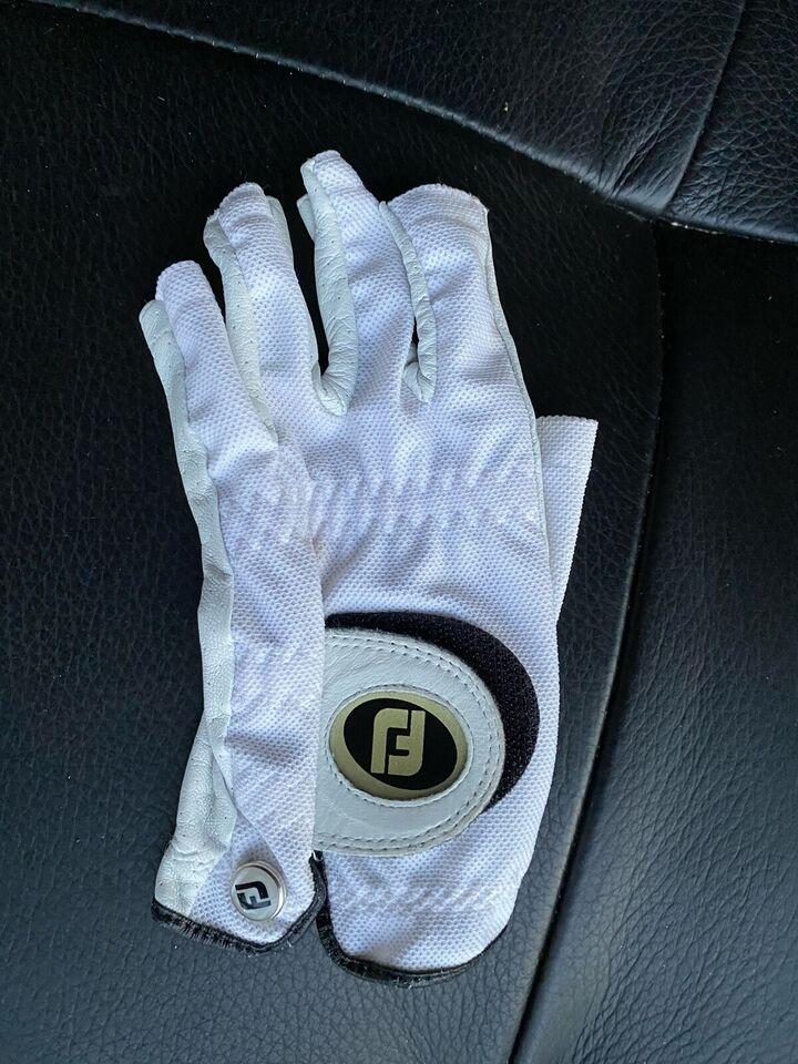 Golfhandske, FJ