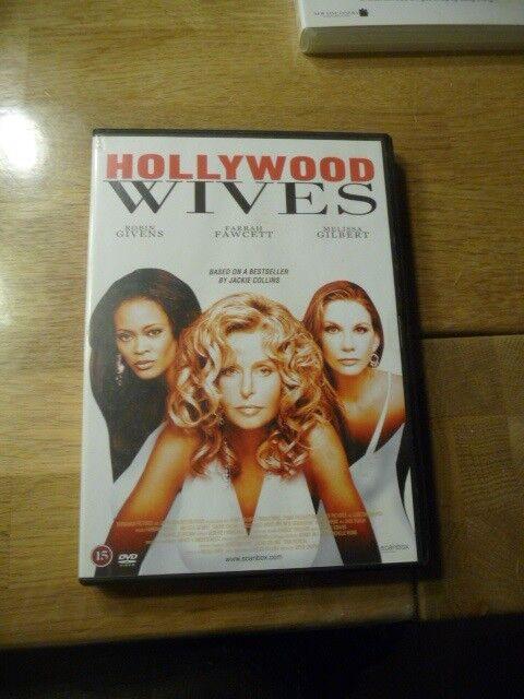 Hollywood wives, DVD, drama