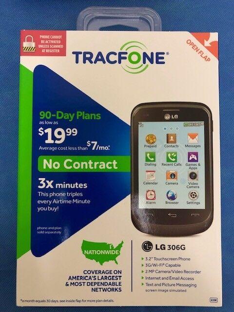 LG Tracfone TFLG306GTM3P4P