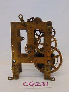 Image Is Loading Vintage Clock Repair Replacement Part Mechanical Movement En