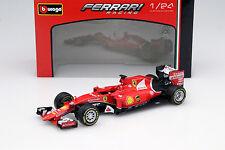 Sebastian Vettel Ferrari SF15-T #5 Formel 1 2015 1:24 Bburago